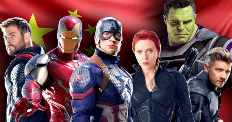 Avengers: Endgame Has Already Broken a Major Box Office Record in China
