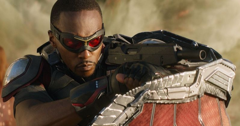 Falcon Is 100% Dead in Avengers: Endgame Says Anthony Mackie