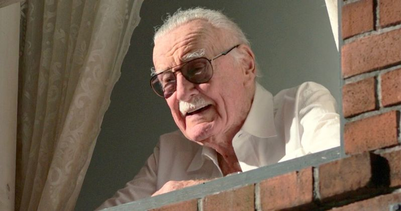 Stan Lee Begs Marvel Fans to Help Get His Hacked Social Media Accounts Back