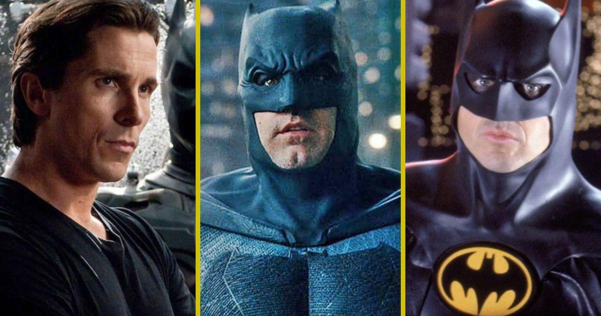 Justice League Snyder Cut Batman Debate Bale Keaton