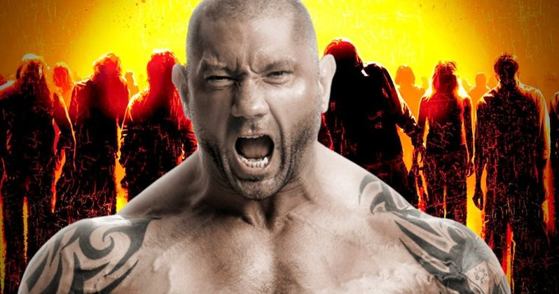 Dave Bautista Enlists in Zack Snyder's Zombie Heist Thriller Army of the Dead
