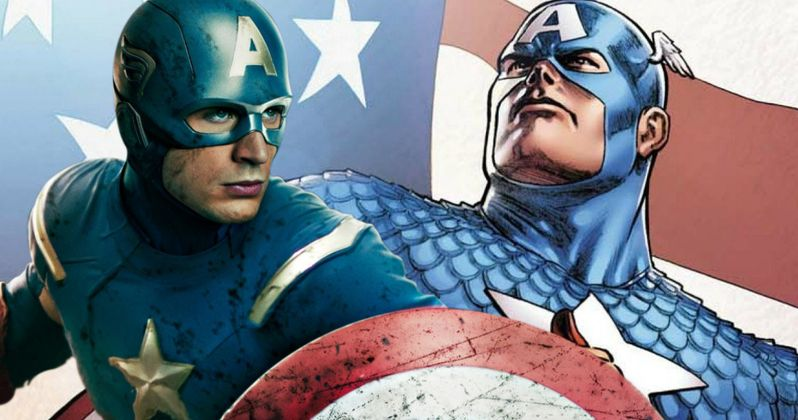 Captain America 75th Anniversary Special Coming to ABC in January