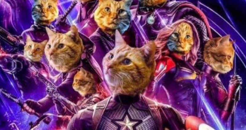 Goose the Cat to Return in Avengers: Endgame?