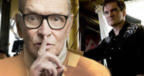 Hateful Eight Composer Trashes Tarantino's Movies, Calls Him a Cretin