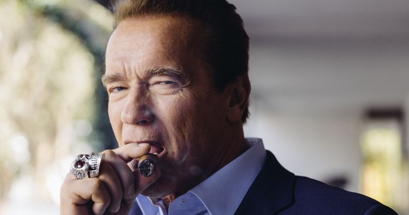 Schwarzenegger Replaces Trump as Celebrity Apprentice Host
