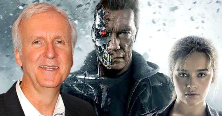 James Cameron Praises Terminator Genisys in New Video