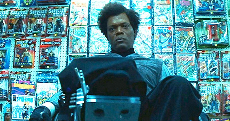 Samuel L. Jackson Was Surprised by Unbreakable Sequel Glass