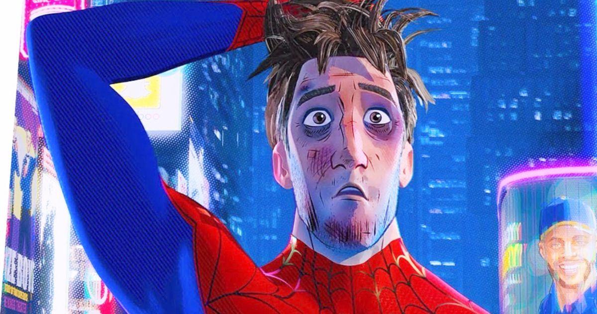 spider-man: Into the spider-verse 2 jake johnson peter b. parker regreso