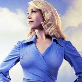 Anchorman 2 Veronica Corningstone Character Poster