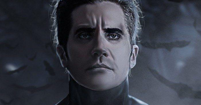 What Jake Gyllenhaal Looks Like as The Batman