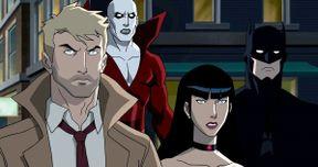 Justice League Dark Trailer Teams Batman with Constantine & Swamp Thing