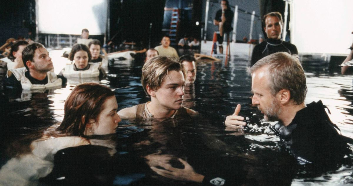 Kate Winslet Thinks James Cameron Has Chilled Out a Lot Between Making Titanic & Avatar 2