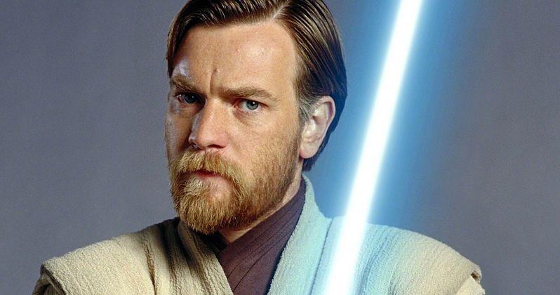 Star Wars Obi-Wan Kenobi Movie Happening with Ewan McGregor?