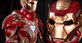 RDJ Teases Asgardian Iron Man Armor In Avengers: Infinity War