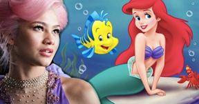 Zendaya Wanted as Ariel in Disney's Little Mermaid Remake