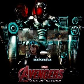 The Avengers: Age of Ultron Jarvis App Preview