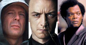 Unbreakable / Split Sequel Announced; Bruce Willis & Sam Jackson Return