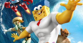 Second Spongebob Movie: Sponge Out of Water Trailer