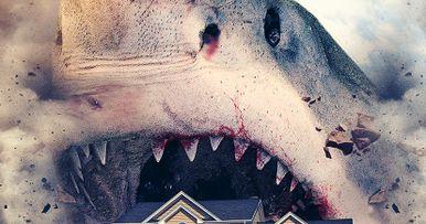 Insane New House Shark Trailer Brings Jaws Indoors