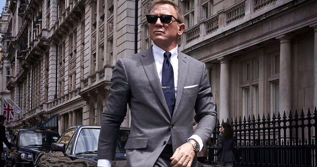 Bond 25 Craig