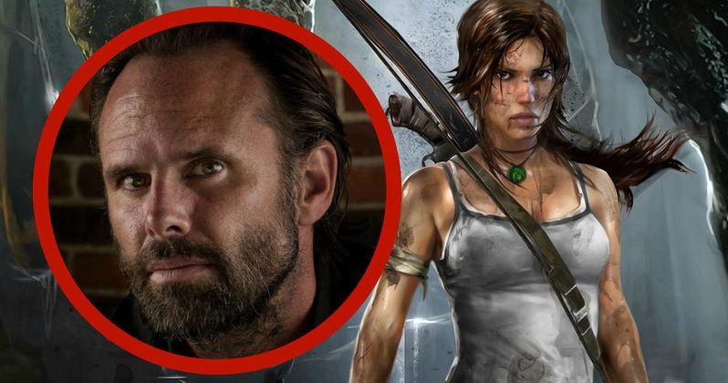Walton Goggins Is the Villain in Tomb Raider Reboot