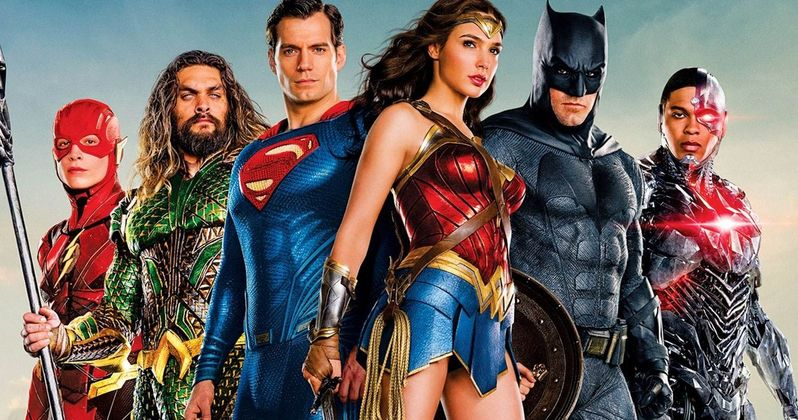 Justice League Snyder Cut Confirmed to Exist, and It's 3.5 Hours Long?