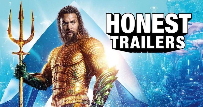 Aquaman Honest Trailer: Never Make Fun of the Fish Boy