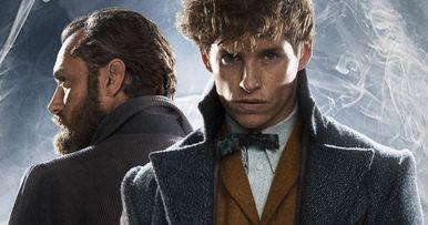 J.K. Rowling Begins Work on Fantastic Beasts 3 Script