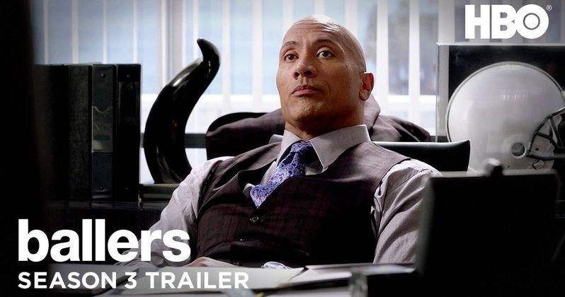 New Ballers Season 3 Trailer Has The Rock Invading Las Vegas