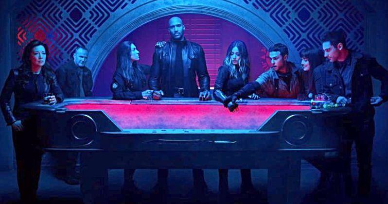 Marvel's Agents of S.H.I.E.L.D. Will End with Season 7