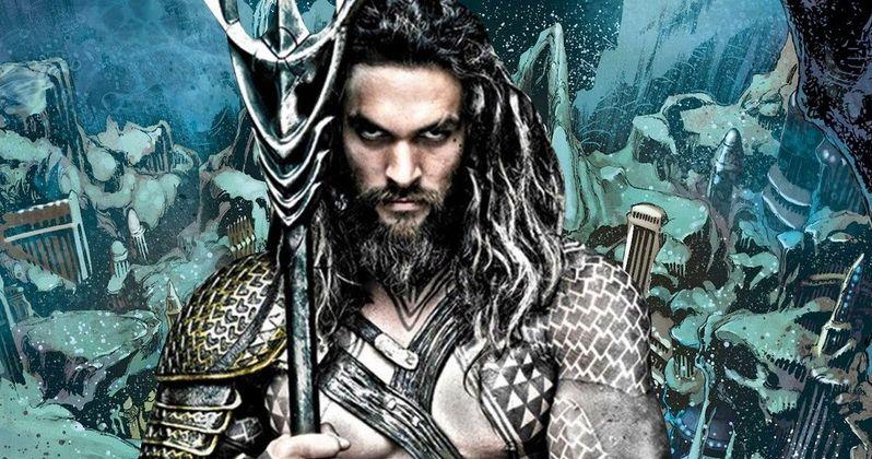 Aquaman Movie Villain Revealed?