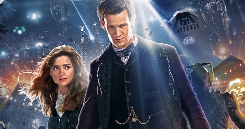 Second Doctor Who Christmas Special Trailer