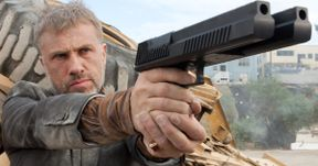 Alita: Battle Angel Wants Christoph Waltz as Dyson