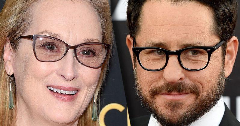 Meryl Streep & J.J. Abrams Team Up for The Nix TV Series
