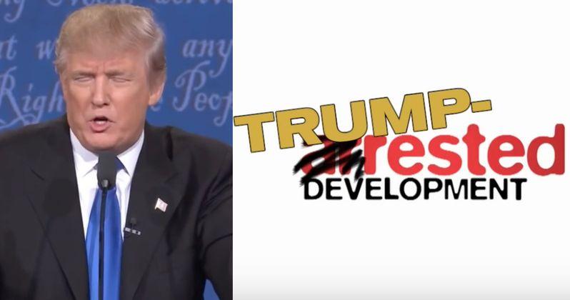 Arrested Development Narrator Hilariously Fact Checks Donald Trump