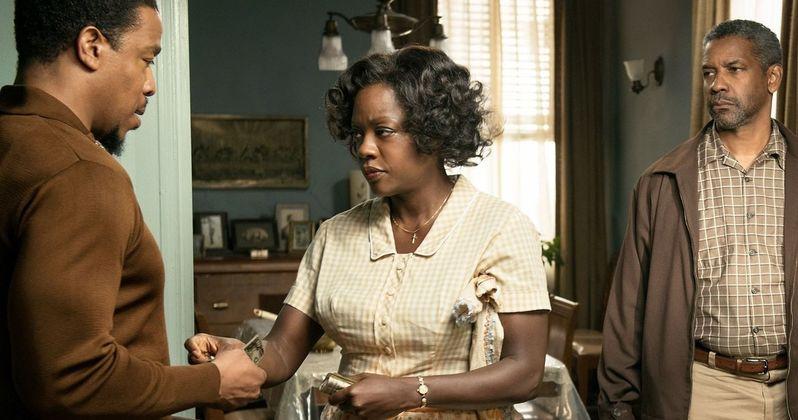 Viola Davis Is First Black Actress to Score 3 Oscar Nominations