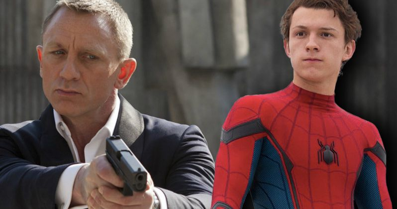 Tom Holland as James Bond? Spider-Man Star Is Definitely Down with It