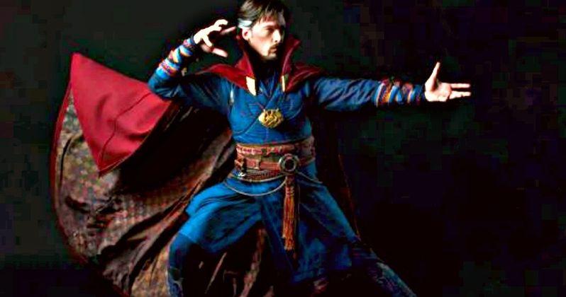 Doctor Strange Is Coming to Disney's California Adventure