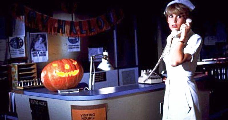 Halloween Kills Returns to Haddonfield Memorial Hospital from Halloween II