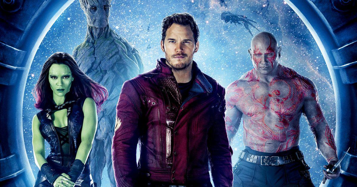 Одна большая битва «Стражей Галактики» привела к тому, что Marvel признала правоту Джеймса Ганна
