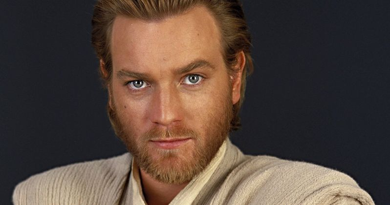 Watch Ewan McGregor Channel Obi-Wan as He Talks Star Wars: The Force Awakens