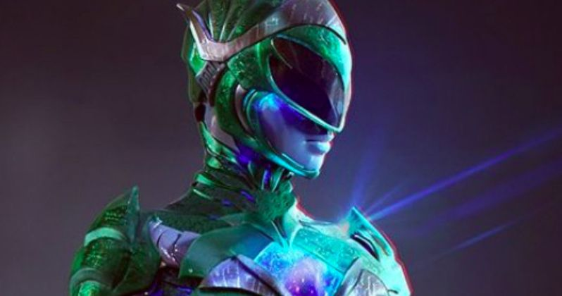 Power Rangers Concept Art Shows Rita Repulsa as the Green Ranger
