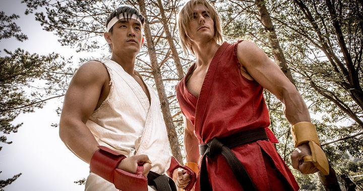 Comic Con Machinima Announces Street Fighter World Warrior