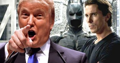 Christian Bale Says Trump Thought He Was Actually Bruce Wayne