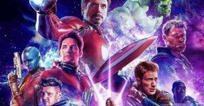 Avengers 4 Directors Share Reshoot Photo as MCU Super Fan Visits Set