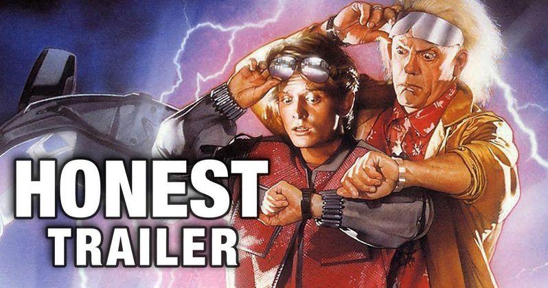 Nerd Alert: Back to the Future Honest Trailer & Every Darth Vader Kill