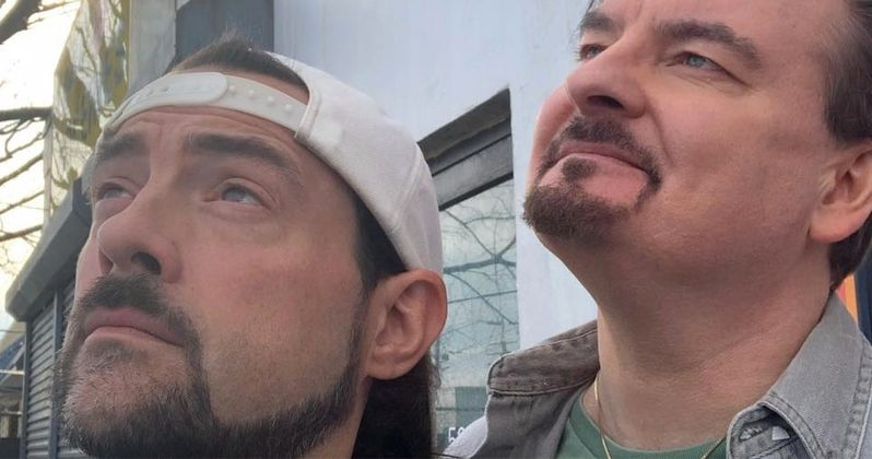 Dante Returns in Jay & Silent Bob Reboot as 2nd Video Diary Arrives