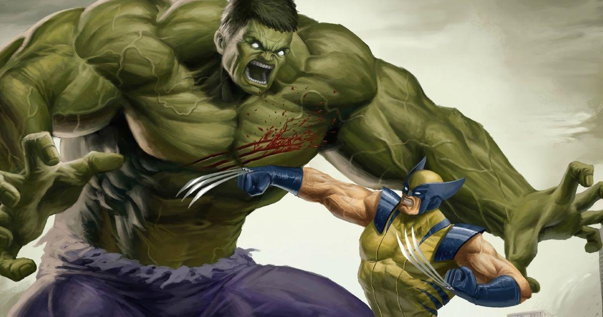 Hulk Vs. Wolverine Movie Could Happen If Mark Ruffalo Gets His Way