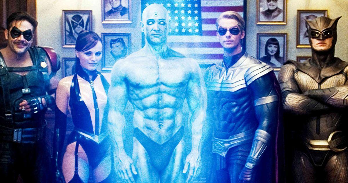 Alan Moore Comic Book Movies Superheroes Watchmen Creator Alan Moore Thinks Superhero Movies Are a Blight to Cinema