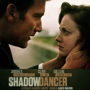 EXCLUSIVE: Clive Owen and Andrea Riseborough Talk Shadow Dancer